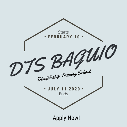 Baguio Training Center DTS